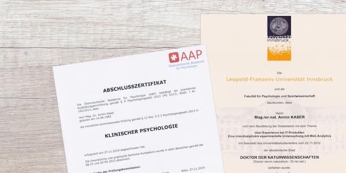Klinische Ausbildung AAP Bundesministerium Gesundheit Diplom