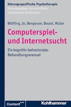 Buch zur Diagnostik und Behandlung von Computerspiel-, Internet- und Onlinesucht von Wöfling
