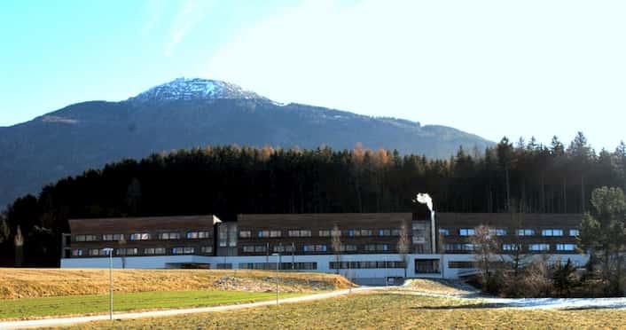 Sonnenpark Lans der promente, psychiatrische Reha, in Tirol, Innsbruck.