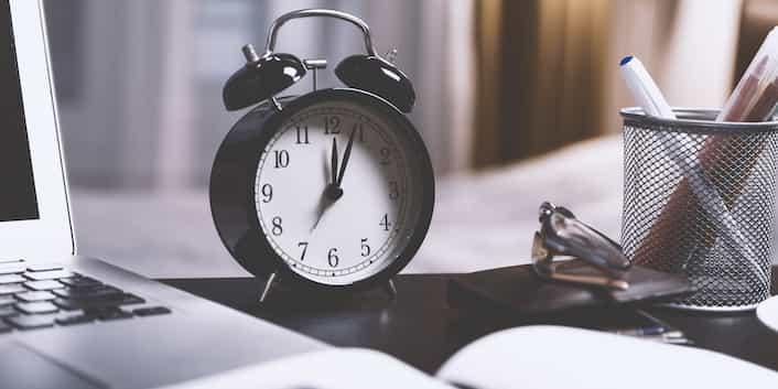 Zeitplan Alarm