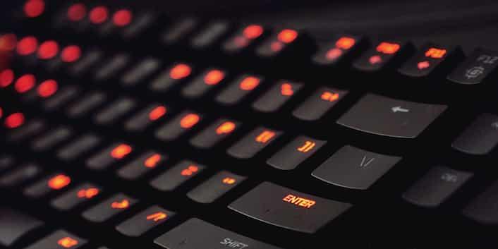 Tastatur Gaming Computer