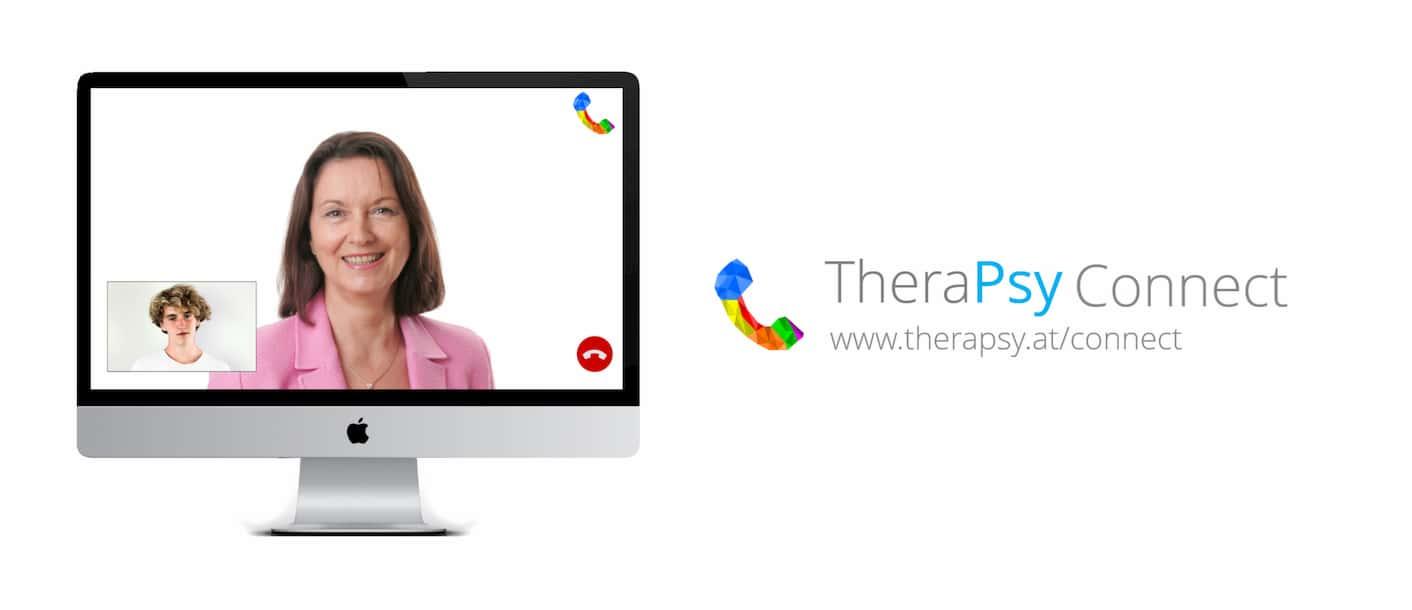 Therapsy, Video-Chat-Tool für Online-Beratung von Psychologen
