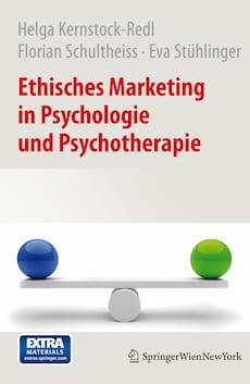 Buch: Ethisches Marketing Psychologie und Psychotherapie