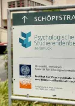Die Studierendenberatung der Universität Innsbruck hilft bei psychologischen Beschwerden.