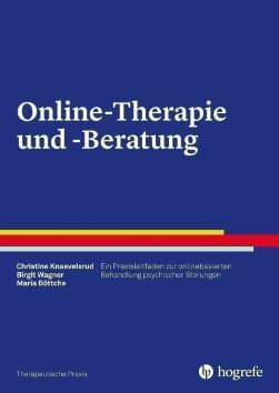 Buch: Online-Therapie und -Beratung - Praxisleitfaden von Knaevelsrud und Wagner